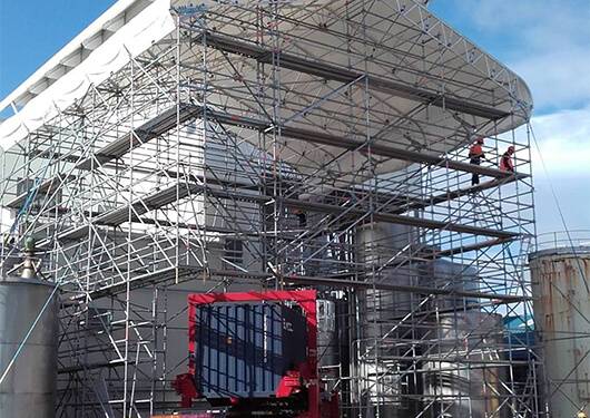 Wellington Scaffolding